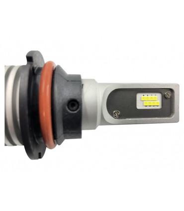 9006-HB4 LED 12v - HAUTE PUISSANCE 2500 lm, Plug & Play pour YOUNGTIMERS