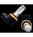 9006 HB4, LED 12v - Haute Performance 4800 lm, Blanc, Ampoules LED de remplacement,  Plug & Play pour YOUNGTIMERS