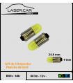 BA9s LED T4w, 60 lm, Série BASIC - Instuments & Tableau de Bord