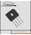 PONT de Diodes -  Redresseur - 1-Ampere