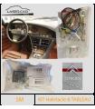 Kit LED habitacle et Planche de bord -  SM Citroen -