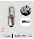 BA9s LED, Ampoule LED 80 lm, Laser Car, Petite veilleuse, feu de position