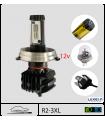 """R2 LED 12v , 3xl P45T Code Européen, """"PHILIPS LUXEON Z ES ®""""**"""