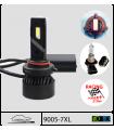 9005/9006-HB3/4 LED, 7xl 210w*, RACING