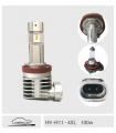 """H9/H11LED 12v, 100w*, Plug & Play, """"PHILIPS LUXEON ZES ®"""", Série 4xl"""