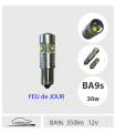 BA9s led, T4w, 30w 350 lm- Série 3D PRO