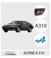 KIT éclairage LED  Complet pour ALPINE A310