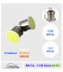 AMPOULES LED, P21W, 1156, BA15s, 12V , LASER CAR, LASERCAR _ Série BASIC