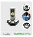 ADAPTATEUR LED H7/ kia