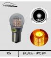 PY21w LED BAU15s, 1156 LED12v. Série 3D