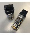 2 Ampoules T20- W5W_2156- Led 30w- Can Bus inside- Qualité Pro