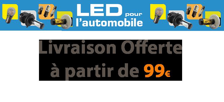 Livraison Offerte 99  - Laser car France