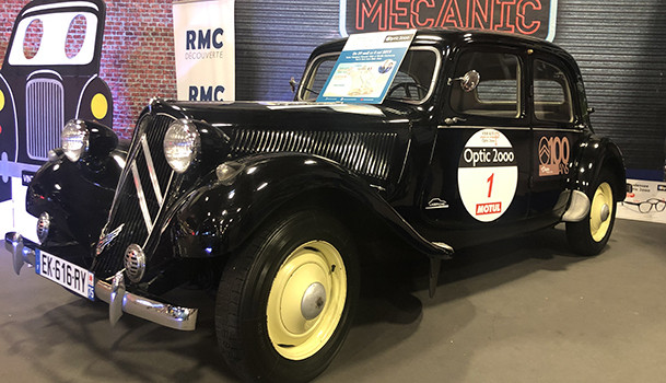 TRACTION VINTAGE MECANIC